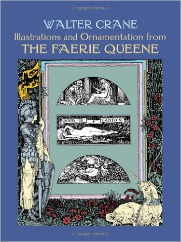 Portada de Illustrations and Ornamentation from The Faerie Queene